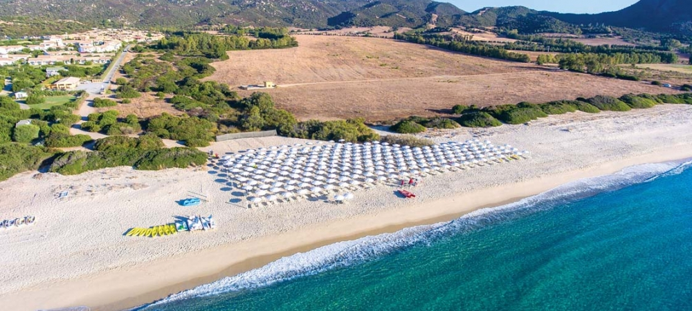 Marina Rey Beach Resort  Sardegna