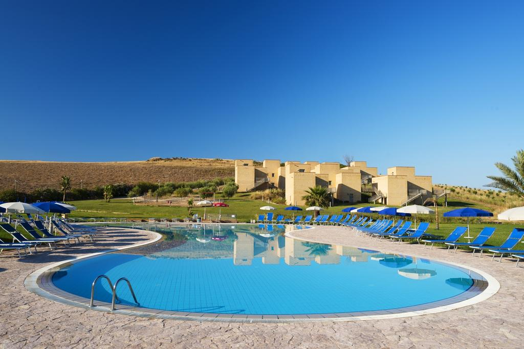 Menfi Beach Resort Hotel 4****